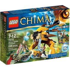 LEGO Chima Ultimate Speedor Tournament Play Set