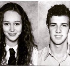 alycia and her brother