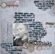Oppslukt / taken