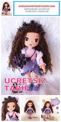 Crochet Dolls Free Patterns, Baby Knitting Patterns, Doll Patterns, Crochet Hats, Nautical Crochet, Crochet Baby Mobiles, Cat Amigurumi, Crochet Baby Clothes, Beaded Bags