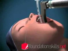 Learn to Intubate During General Anesthesia...