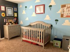 Toy Story Themed Nursery on Project Nursery