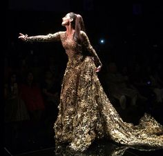 Actress Sonam Kapoor opened the BMW India Bridal Fashion Week with a spectacular show New Delhi on August 7.