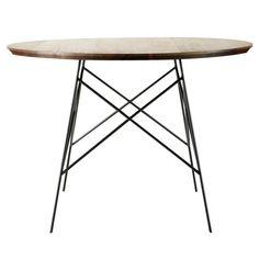 Tisch rund 120 cm - Berkley