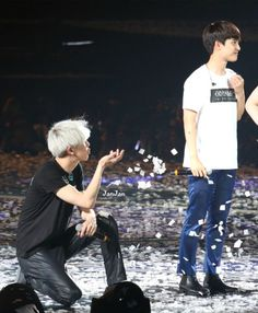 Chanyeol, D.O - 150612 Exoplanet #2 - The EXO'luXion in Taipei  Credit: JanJan.