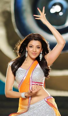 Kajal Aggarwal is an Indian film actress, who appears in Telugu, Tamil and Hindi films. Cinema Actress, Indian Film Actress, South Indian Actress, Indian Actresses, Most Beautiful Indian Actress, Beautiful Actresses, Indian Bollywood, Bollywood Actress, Tamil Actress