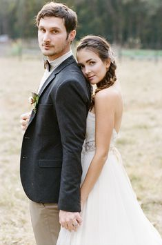An Alabama Farm Wedding | Belle Lumiere Magazine