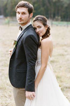 An Alabama Farm Wedding | Belle Lumiere Magazine