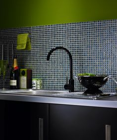 Chromatic Glitter 15x15mm Mosaic
