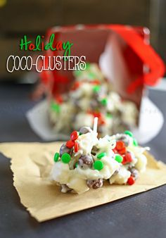 Holiday Coco Cluster