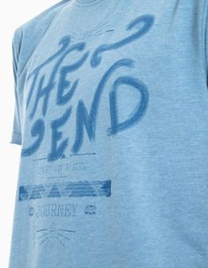 T-Shirt The End