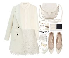 """""""TOMTOP+21"""" by ruska-10 ❤ liked on Polyvore featuring Jason Wu, Valentino, Salvatore Ferragamo, Chloé, tomtop and tomtopcom"""