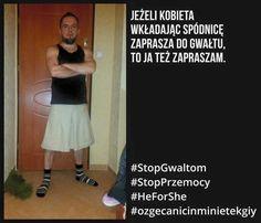 Piotr Pańczyk - Razem przeciw kulturze gwałtu! #StopGwaltom #StopPrzemocy #HeForShe #ozgecanicinminietekgiy