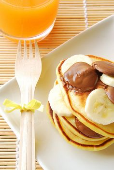pancakes allo yogurt magro