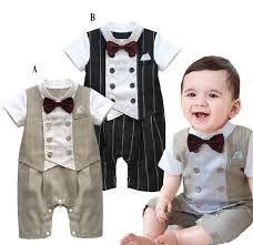 Resultado de imagen para patron ropa bebe varon