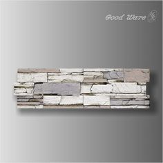 Polyurethane Stone Panels For Exterior Walls Faux Stone Panels, Green Building, Decoration, Walls, Wall Decor, Exterior, Home Decor, Rocks, Decor