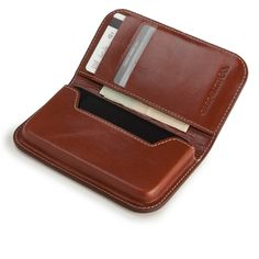 Case-Mate iPhone 4 / 4S Signature Leather Folding Wallet.....great Father's Day gift