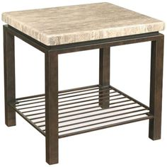 Bernhardt Occasional Tempo End Table