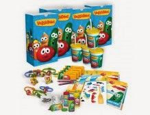 Sweet Tiny Blessings: A Veggie Tales Birthday
