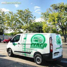 Alquiler de furgonetas sin conductor de hasta 3500Kg, visita www.furgonetascerca. es