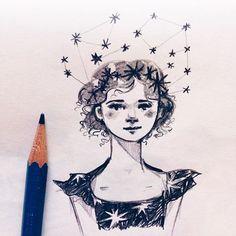 Abigail Halpin | Lost in the stars.
