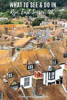 A guide to visiting Rye in East Sussex, England. What to see and do in Rye, East Sussex, with tips on the best things to see, do, eat and drink and where to stay for a perfect weekend break to Rye, East Sussex #Rye #EastSussex #England #weekendbreak Travel Advice, Travel Tips, Uk Holidays, Weekend Breaks, East Sussex, Rye, Wanderlust Travel, Hotel Reviews, Holiday Destinations
