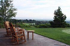 The Broadmoor Mountain Golf Course, Colorado Springs, CO