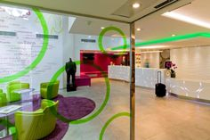 KRION® Blog – Porcelanosa Solid Surface » Hotel Ibis Styles Madrid Prado y KRION®