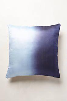 Dip-Dyed Cushion #AnthropologieEU #PinToWin