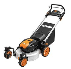 Special Offers - WORX WG771 56V Lithium-Ion 3-in-1 Cordless Mower with Locking Caster Wheels 19-Inch For Sale - In stock & Free Shipping. You can save more money! Check It (December 20 2016 at 09:55PM) >> http://pressurewasherusa.net/worx-wg771-56v-lithium-ion-3-in-1-cordless-mower-with-locking-caster-wheels-19-inch-for-sale/