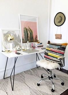 10 beautiful office spaces that will inspire you to redecorate!