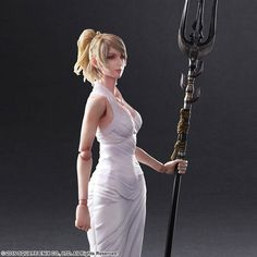 PA Kai Final Fantasy 15 Lunafrena Action Figure