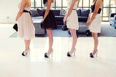 Fashion Bridesmaids