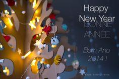 Happy New Year    Bom Ano 2014! Polenta, Happy New Year, Stuffed Mushrooms, Mushrooms, Gardens, Stuff Mushrooms, Happy New Year Wishes