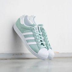 adidas Superstar W Ice Mint/ Ftw White/ Ftw White