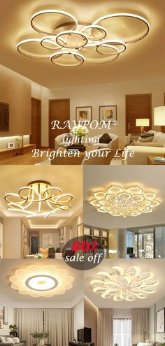 50% sale off | RAYPOM® Ceiling Lights with Amazing Design & Good Price,shop now~