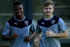 BotafogoDePrimeira: Garotada do Botafogo é responsável por quase 50% d...