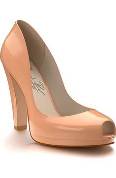 4c5d02c755 Shoes of Prey Peep Toe Platform Pump (Women) | Nordstrom