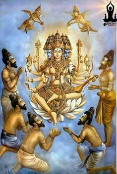 Painting by great Mysore painter Sri Shilpi Siddhalinga Swami - i think it is Lord Shiva Mysore Painting, Tanjore Painting, Krishna Painting, Lord Shiva Family, Lord Vishnu Wallpapers, Lord Murugan, Nataraja, Religion, Durga Goddess