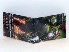 Comic Book Wallet// Hulk, $4.00