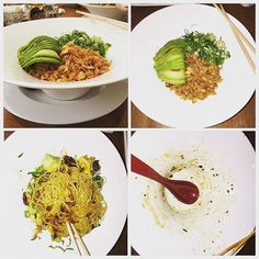 Fases de nuestro mazesoba ver  mezclar y no dejar ni un fideo! #Repost @hereispat Mazesoba!  #Mazesoba #Vegan #vegetarian #ramen #Japan #RamenKagura