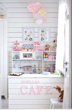 How to Create the Perfect Playroom Design For Your Kids Playroom Ideas Create Design Kids Perfect Playroom Girl Room, Girls Bedroom, Playhouse Interior, Ikea Toys, Kids Cafe, Wendy House, Playroom Design, Playroom Ideas, Kid Playroom