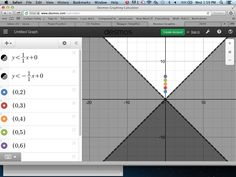 Simplifying Radicals: Systems of Linear Inequalities Game on Desmos