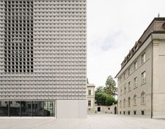Barozzi Veiga - Bündner Kunstmuseum, Chur 2016. Via afasia, photos © Simon Menges.