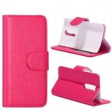 Carcasa LG G2 - Tipo Libro Rosa  $7.060,64