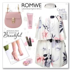 """""""ROMWE 2/10"""" by velidafashion ❤ liked on Polyvore featuring WALL and By Terry"""