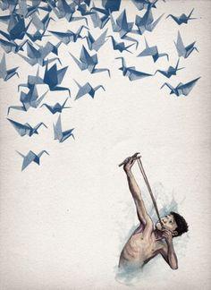 origami  Killing freedom