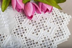 Hardanger embroidery doily handmade table runners home decor original gift March 8 the day of birth mother's day beautiful doilies birthday