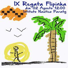 INP promove IX Regata da Flipinha Competição de vela será no sábado (2)  O Instituto Náutico Paraty e a Associação Casa Azul promovem no próximo sábado (2) a IX Regata da Flipinha, que acontecerá na praia do Pontal, a partir das 12 horas. Acompanhe a nova geração de velejadores nas águas de Paraty durante a festa literária.  #Flip2014 #Flipinha #INP #CasaAzulParaty #cultura #turismo #Paraty #PousadaDoCareca