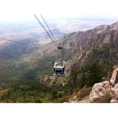 Sandia Mountains Tram, NM